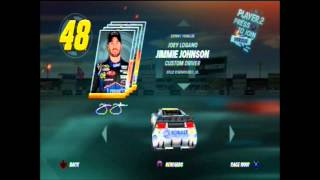 NASCAR Unleashed Gameplay (Quick Race)