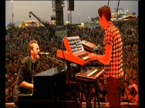Editors - Eat Raw Meat = Blood Drool (Live Rock Am Ring 2010)