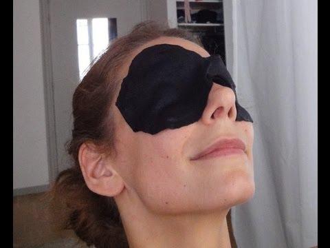 masque anti cerne recette