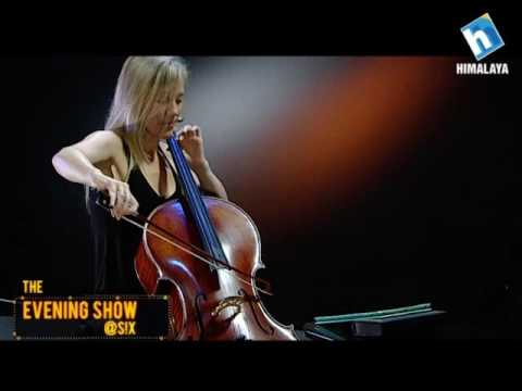The Swan (Saint Saens) - Played by Cellist Laura Metcalf (THE EVENING SHOW @S!X)