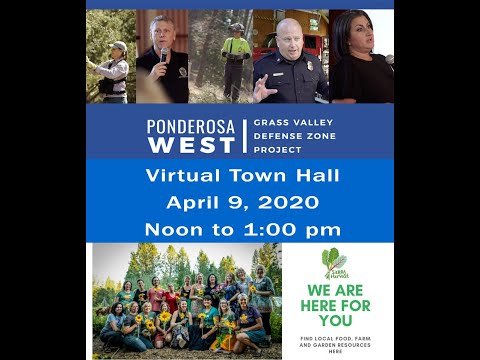 "Virtual Town Hall ""The Small Outdoors"""