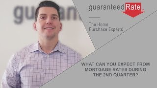 Manny Gomes's Mortgage Video Blog | What Can You Expect From Mortgage Rates During the 2nd Quarter?