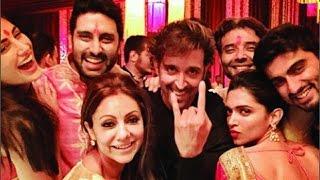 Sonali Bendre Diwali Celebration With Hrithik & Others   Latest Bollywood Updates