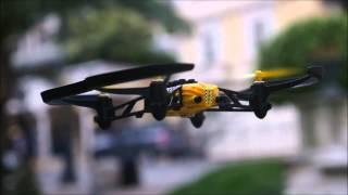 Airborne Parrot MiniDrones Carry Cargo