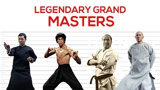 Greatest Martial Artist of All time