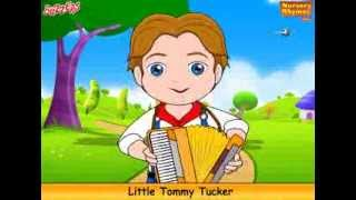 Little Tommy Tucker - Nursery Rhymes for Kids Buzzers
