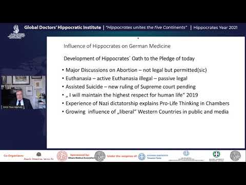 Erich  Theo  Merholz   Influence of Hippocrates on German Medicine
