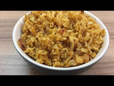 Simple Rice Bath For Bachelors