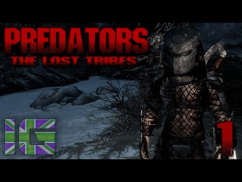 Predators: The Lost Tribes (Skyrim Mod) #1 Unblooded