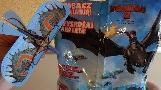 How To Train Your Dragon 2 Toys in Cereal Promo Pack