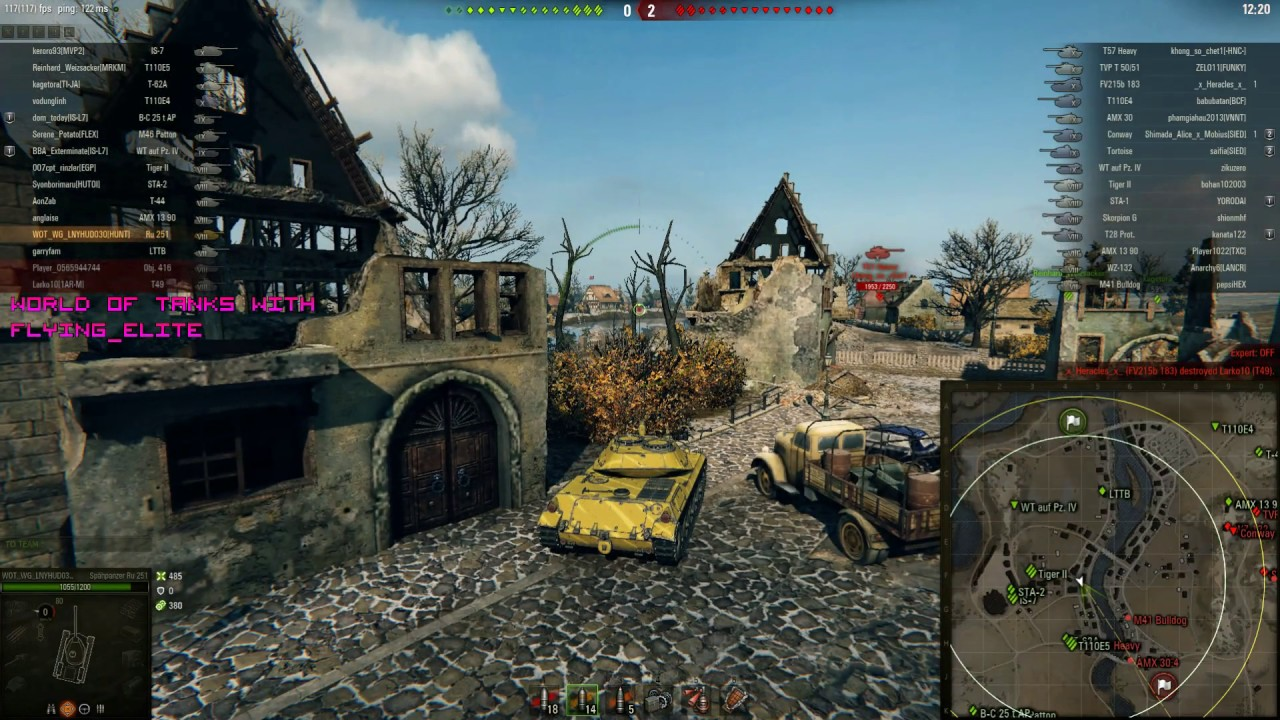 Should I bother keeping the RU 251? - Light Tanks - World of