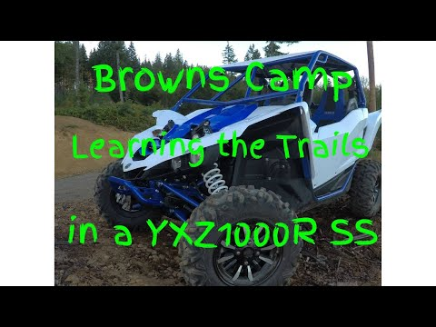 100+ Sub Video: Learning to drive a YXZ1000R SS in NW Oregon Trails and Dunes