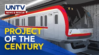 Philippines' Project of the Century: Metro Manila Subway