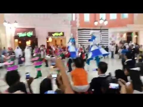 Eid Celebrations At Villagio Mall Doha Qatar