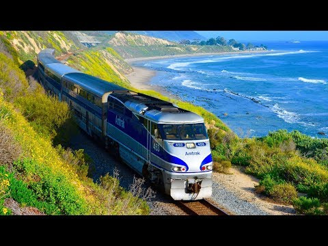 CF2105 Best Train Video Clips! 200K Subscriber Special