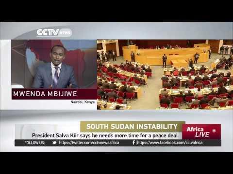 South Sudan peace deal: UN Security Council to discuss sanctions