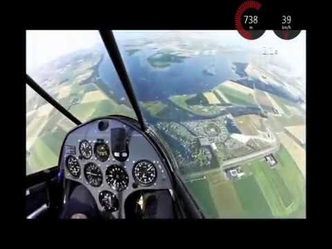 Pilatus B4 Aerobatics