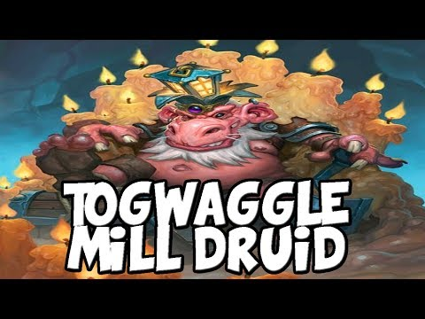 King Togwaggle Mill Druid
