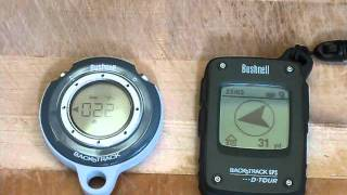Bushnell Backtrack D-TOUR Review 1