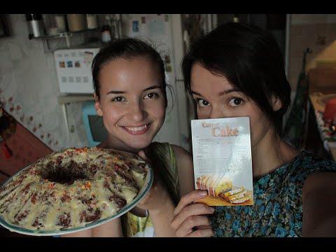 Рецепт VLOGPOST Божественный Морковный пирог по рецепту из Швейцарии, посткроссинг без регистрации