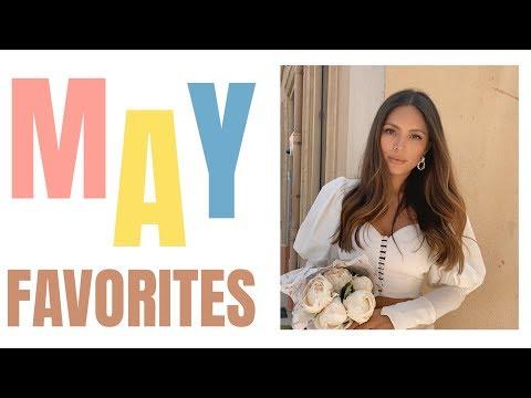 May Favorites: Skincare, Hair, Makeup thumbnail