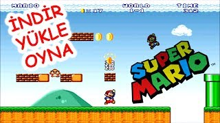 Süper Mario Oyunu İndir ve Yükle