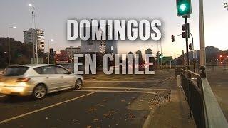 Zona de los RICOS en Santiago de Chile