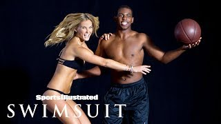 Video Rockets' Chris Paul Gets Playful With Bar Refaeli In Exclusive Shoot | Sports Illustrated Swimsuit download MP3, 3GP, MP4, WEBM, AVI, FLV Juli 2018
