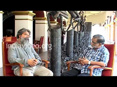 Interview with sculptor K.S Radhakrishnan - Part IX
