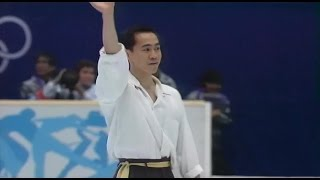[HD] David Liu - 1998 Nagano Olympics - SP