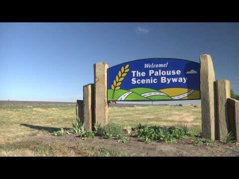 The Palouse Scenic Byway