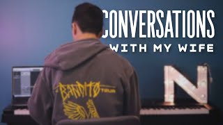 Conversations with My Wife Jon Bellion Piano Cover