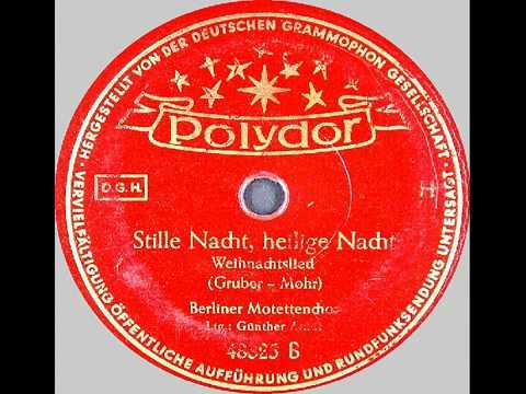 Berliner Motettenchor - Es Ist Ein Ros' Entsprungen / Süßer Die Glocken Nie Klingen