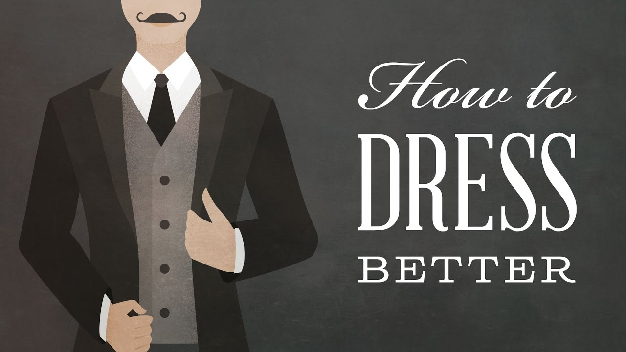 How to Upgrade Your Wardrobe and Dress Better (with Antonio