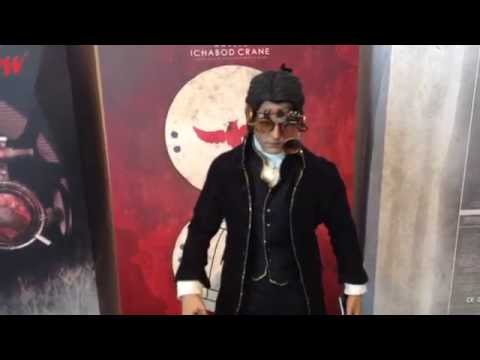 Hot Toys Ichabod Crane (Sleepy Hollow) Review