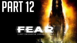 F.E.A.R PC Game (Horror + FPS) 2003. PT12