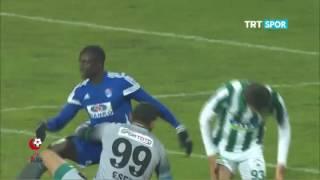 Giresunspor  - Büyükşehir Gaziantep SK TFF 1.Lig 17.Hafta