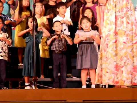 KSBE Hawaii Campus Spring Choir