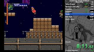 Castlevania Rondo of Blood Any% [Maria Only] in 15:30