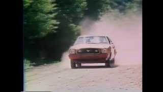 1977 Ford Mustang TV Ad Commercial (2 of  4)