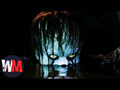 Top 10 Scariest Horror Villains