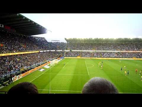 Wave @ Jan Breydel stadion