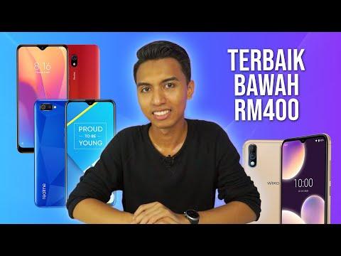 5 Telefon TERBAIK Di Bawah RM400 - Edisi 2020!