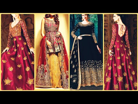 Latest collection of women's outfits| party wear dresses| lehenga choli design