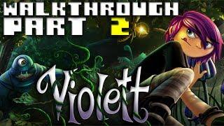 Violett -- Walkthrough Part 2 - Bathroom