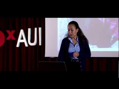 TEDxAUI - Meriem Borja, une femme d'exception