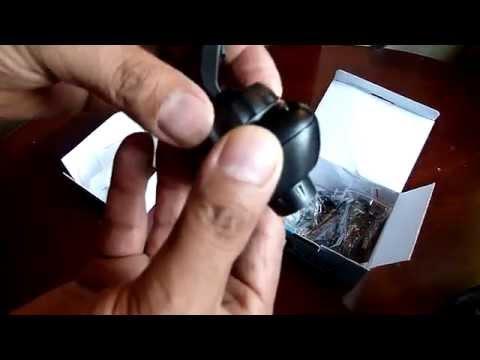 UNBOXING-Dome G5WA 1080P Dual Camera Ambarella A7LA70 Sony IMX322 Sensor Dashcam-Gearbest.com
