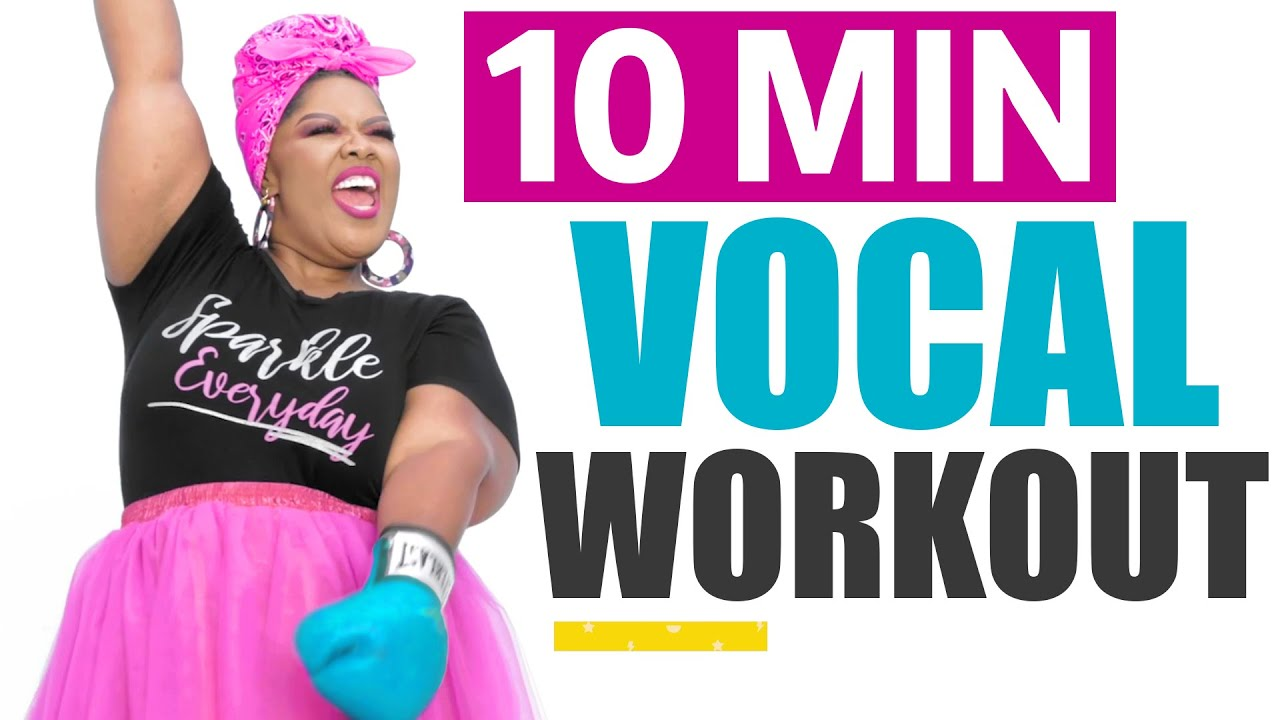 Download 10 Minute Daily VOCAL WORKOUT! Vocal Exercise (subtitles)