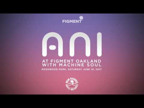 ANI with Machine Soul at Figment Oakland 2017 - 2017.06.10