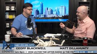 Matt Talks with American Atheists Litigation Counsel Geoff Blackwell | Atheist Experience 22.48